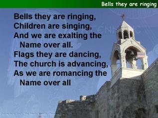 Bells they are ringing