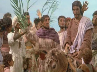 Palm Sunday from the MiracleMaker